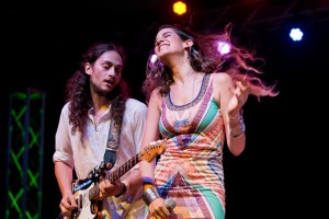 Ori Naftaly & Eleanor Tsaig. Ori Naftaly Band Mt. Baker Blues Band